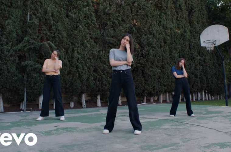 HAIM – I Know Alone (Official Video)
