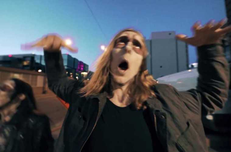 Zombie Americana – Zombies (Official Video)