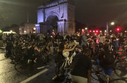 As More Protesters Are Arrested, NYCLU and Others Threaten to Sue Over Curfew