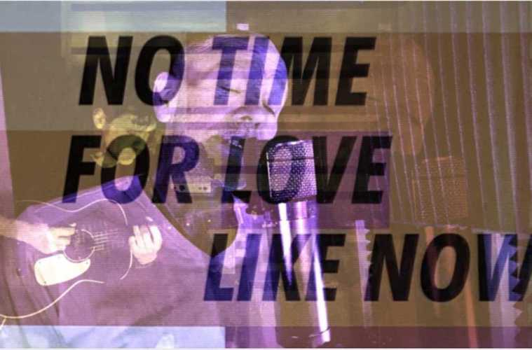 Michael Stipe & Big Red Machine, No Time For Love Like Now (official video)