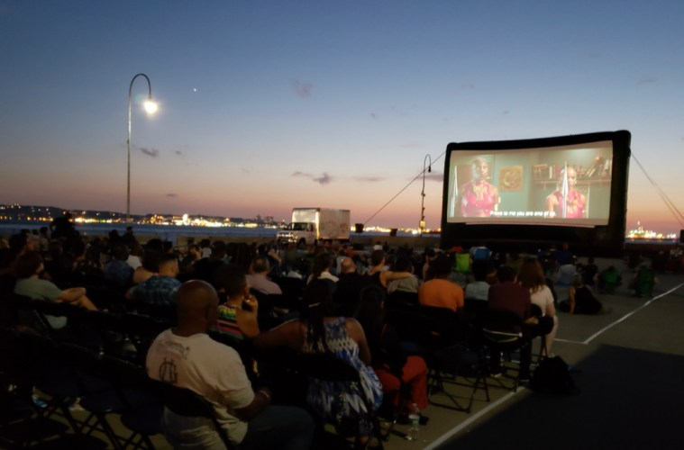 Suddenly, NYC Is a Drive-In Movie Mecca
