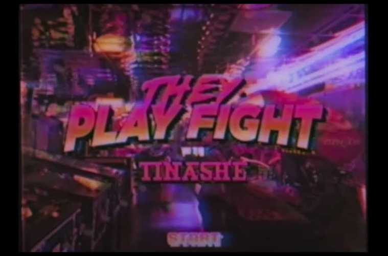 THEY. – Play Fight w/ Tinashe (Official Music Video)