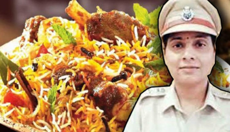 Pune Police DCP Free Biryani Order Audio Clip   Cold war started in Pune Police due to free biryani, IPS officer alleges recovery