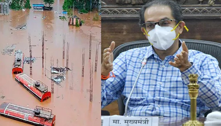 Uddhav Thackeray Government | Big relief to the flood affected! Uddhav government approves package of 11 thousand 500 crores