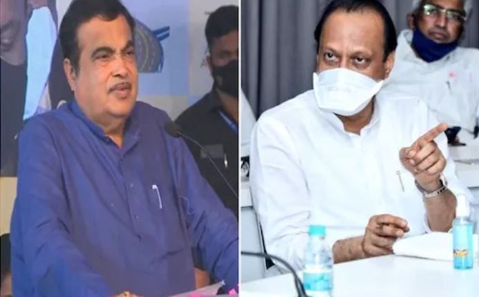pune-news-ajit-pawar-got-a-call-from-nitin-gadkari-early-in-the-morning-and-said