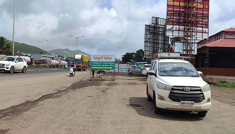 Pune | punesatara-road-encroachment-police-and-highway-authorities-neglect