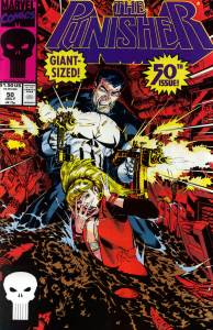 The Punisher Vol 2 #50