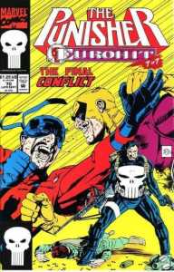 The Punisher Vol 2 #70