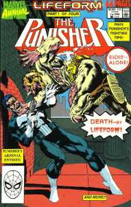 The Punisher v2 Annual #3