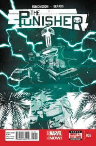 The Punisher Vol 9 #5