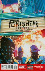 The Punisher Vol 9 #12