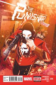 The Punisher Vol 9 #14