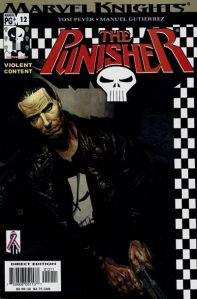 The Punisher Vol 5 #12