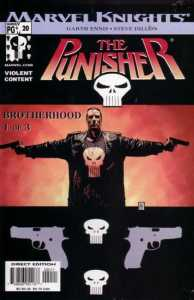 The Punisher Vol 5 #20