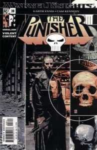 The Punisher Vol 5 #28