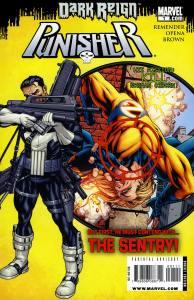 The Punisher Vol 7 #1 b