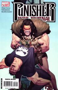 Punisher War Journal Vol 2 #14