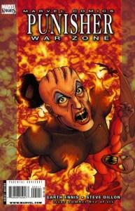 Punisher War Zone Vol 2 #5