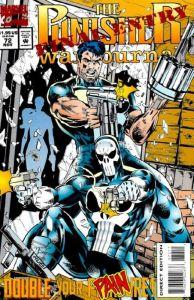 Punisher War Journal Vol 1 #72