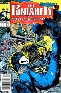 Punisher War Journal Vol 1 #3