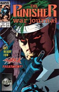 Punisher War Journal Vol 1 #11