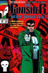 Punisher War Journal Vol 1 #27