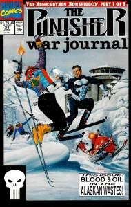 Punisher War Journal Vol 1 #31