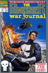 Punisher War Journal Vol 1 #32