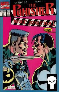 Punisher War Journal Vol 1 #35