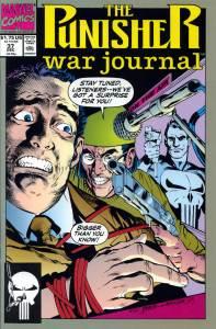 Punisher War Journal Vol 1 #37