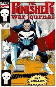 Punisher War Journal Vol 1 #41