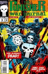 Punisher War Journal Vol 1 #56