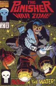 Punisher War Zone #2