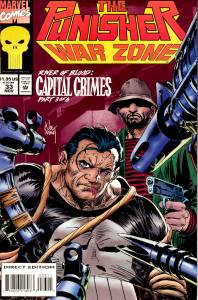 Punisher War Zone #33