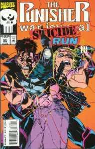 Punisher War Journal Vol 1 #64