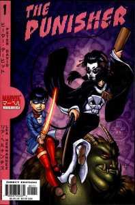 Marvel Mangaverse The Punisher