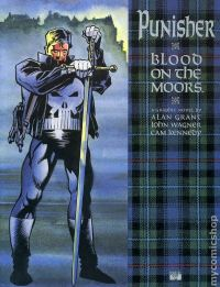 Punisher Blood on the Moors