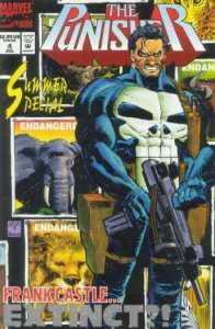 Punisher Summer Special #4