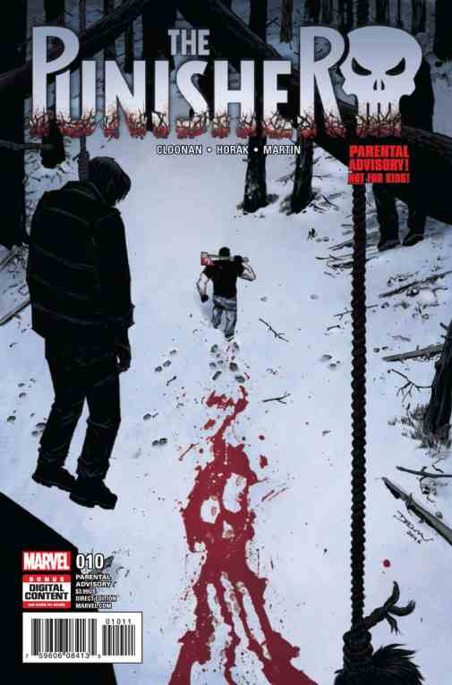 The Punisher Vol 10 #10 a