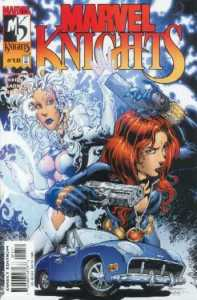 Marvel Knights Vol 1 #10