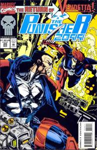 The Punisher 2099 #20