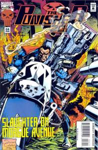 The Punisher 2099 #24