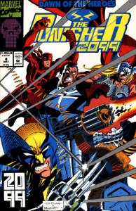 The Punisher 2099 #4