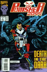 The Punisher 2099 #8