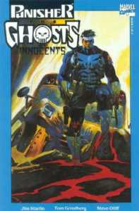 Punisher Ghosts of Innocents #1