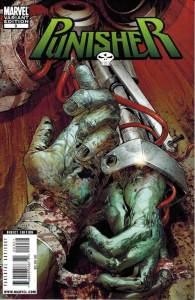 Punisher Vol 7 #9b Rest in Pieces Variant