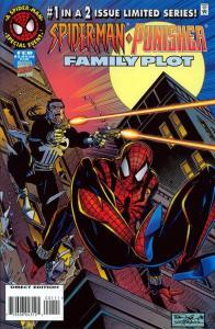 Spider-Man Punisher Family Plot #1