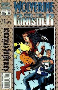 Wolverine Punisher Damaging Evidence #1
