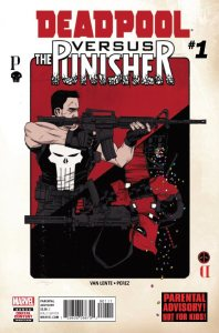 Deadpool vs. Punisher 1