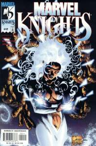 Marvel Knights Vol 1 #2 b